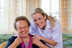 Inexpensive Staff E-Learning for Nurses and Care Professionals
