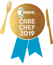 NACC Care Chef of the Year 2019 logo