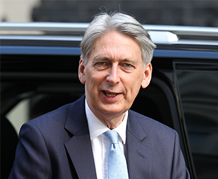 Philip Hammond, who has announced the Autumn Budget