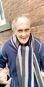 Care home's seaside appeal for resident Eddie's 85th birthday