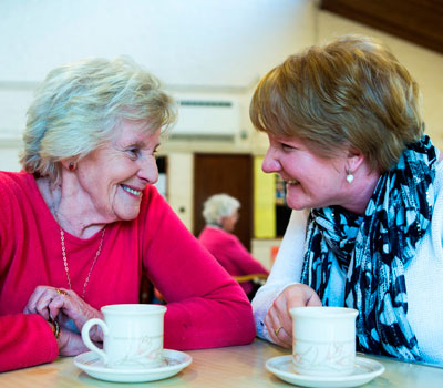 Dementia Café support group