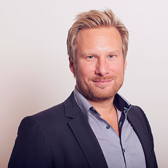Flexible caring - Christian Brøndum is CEO of Planday