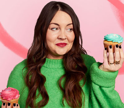 Lacey Turner for Cupcake Day