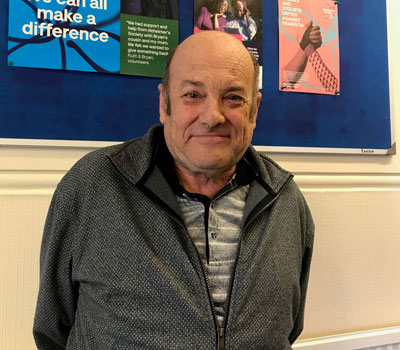 Penwortham man living with dementia