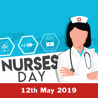 International Nurses Day 2019 Logo