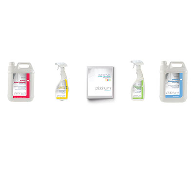 Spearhead infection control products