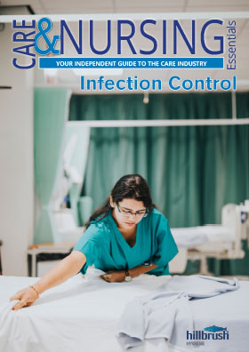 Infection Control front cover
