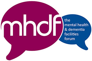Mental Health & Dementia Facilities Forum logo