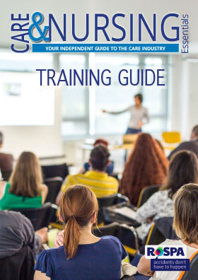 Training Guide front cover