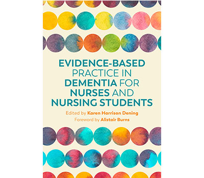 care and nursing books - Evidence-based Practice in Dementia