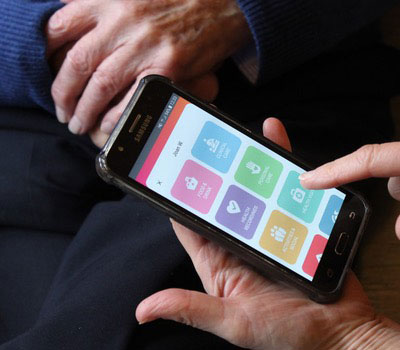 log my care app - New launch set to revolutionise care plans