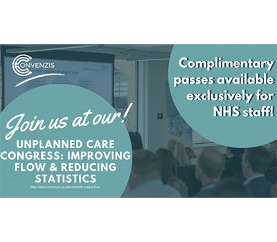 Unplanned Care Congress - info card