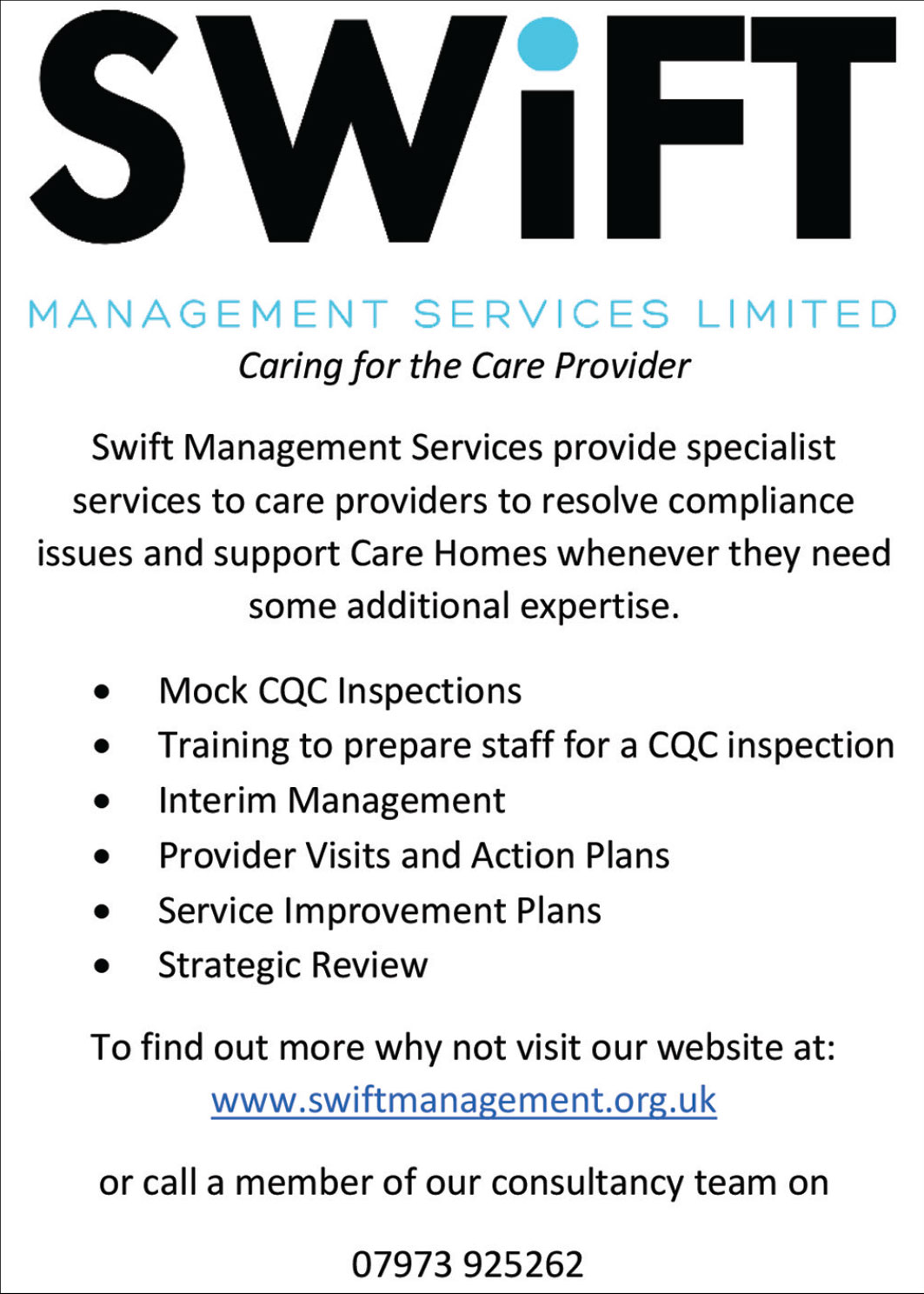 Swift Management Care