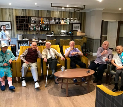 Solihull care home residents excited for new pen pal initiative