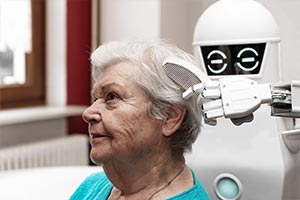 Technological Future Of Our Care Homes