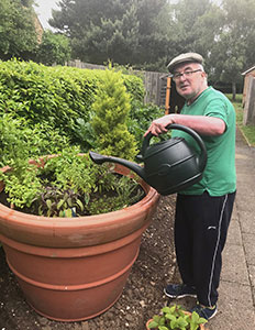 Garden Project for Dementia Clients