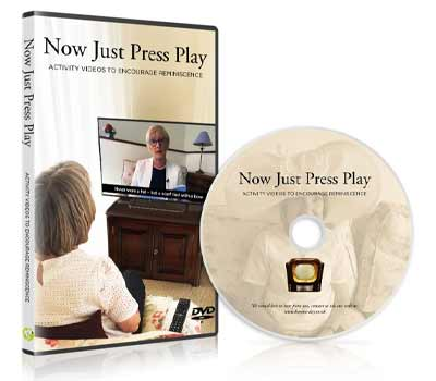 The Now Just Press Play DVD