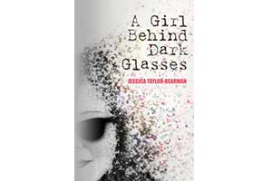 A Girl Behind Dark Glasses