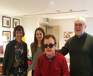 Chelsea Court music therapy - Derek and the team are behind the dementia therapy research