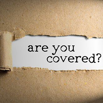 healthcare insurance - a brown envelope