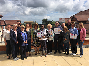 Innovative dementia training showcased at Encore Care Homes