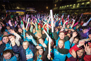 thousands unite against dementia