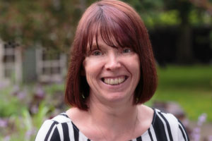 Nerys Carpenter - Borough Care Home's new area manager