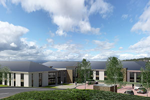 One of three new care facilities planned by Parklands