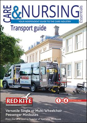 Transport Guide front cover