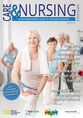 Care and Nursing Essentials Issue 96 front cover