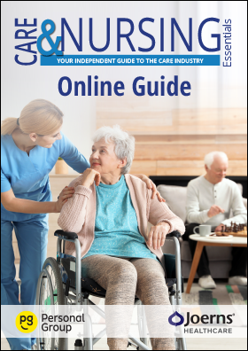 Care and Nursing Essentials online guide Dec 2020 front cover