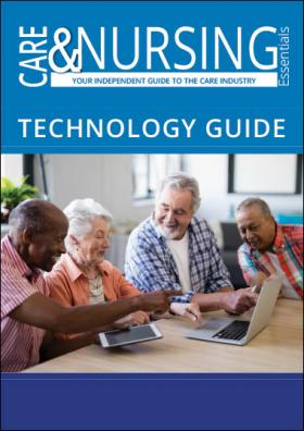 Care and Nursing Technology guide front cover