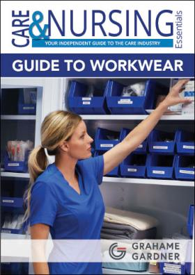 Guide to workwear November 2020 - front cover